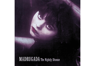 Madrugada - The Nightly Disease - (Vinyl)