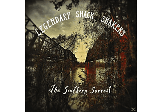 Legendary Shack Shakers - The Southern Surreal - (Vinyl)
