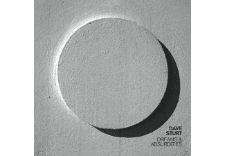 Dave Sturt - Dreams & Absurdities - (CD)