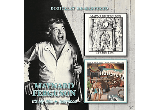 Maynard Ferguson - It's My Time/Hollywood - (CD)