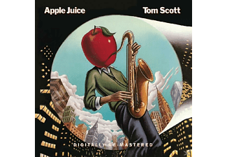 Tom Scott - Apple Juice [CD]