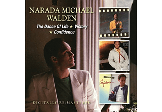 Narada Michael Walden - Dance Of Life/Victory/Confidence - (CD)