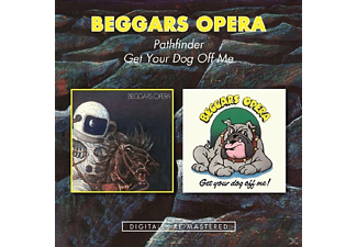 Beggars Opera - Pathfinder/Get Your Dog Off [CD]