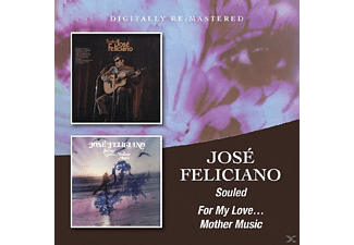 José Feliciano - Souled/For My Love [CD]