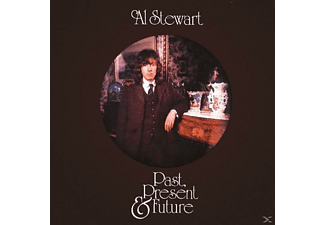 Al Stewart - Past, Present & Future - (CD)