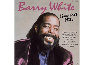 Barry White - Greatest Hits [CD]