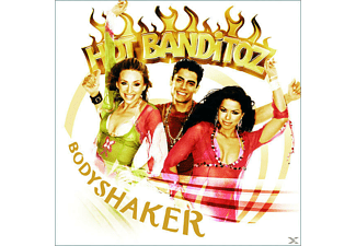 Hot Banditoz - Bodyshaker [CD EXTRA/Enhanced]