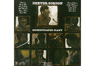 Dexter Gordon - Sophisticated Giant (Vinyl LP (nagylemez))