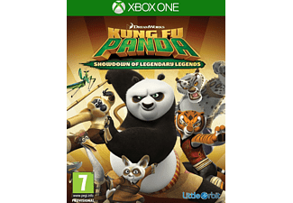 Kung Fu Panda: Showdown Of Legendary Legends Xbox One