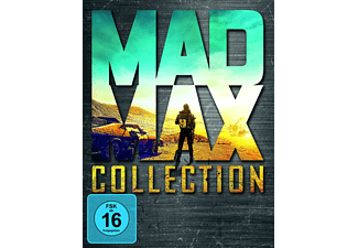 Mad Max Collection (1-3 & Fury Road) - (Blu-ray)