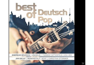 VARIOUS - Best of Deutsch Pop [CD]