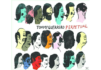 Tommy Guerrero - Perpetual - (CD)