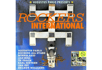 Augustus Pablo - Presents Rockers International Vol.1 [Vinyl]