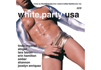 VARIOUS - White Party USA - (CD)