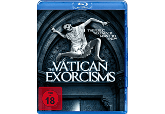 The Vatican Exorcisms - (Blu-ray)