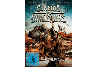 Cowboys vs. Dinosaurs - (DVD)