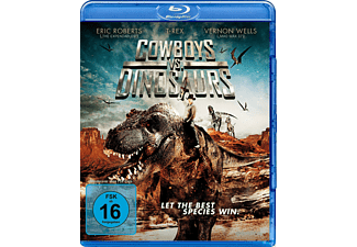 Cowboys vs. Dinosaurs - (Blu-ray)