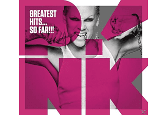 P!nk - The Albums...So Far!!! - (CD)