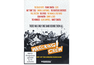Various - The Wrecking Crew - (DVD)