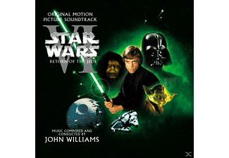 VARIOUS - Star Wars Episode Vi: Return O [CD]