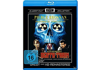 Death Train (1993) - (Blu-ray)