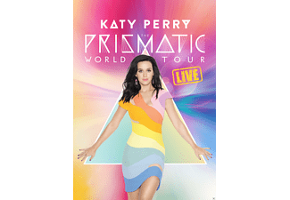 Katy Perry - The Prismatic World Tour Live - (Blu-ray)