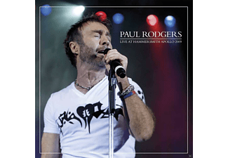 Paul Rodgers - Live At Hammersmith 2009 [Vinyl]