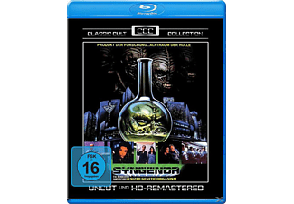 Syngenor [Blu-ray]