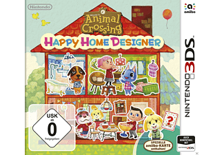 Animal Crossing: Happy Home Designer [Nintendo 3DS]