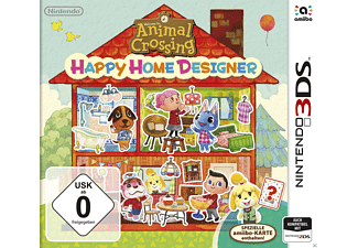 Animal Crossing: Happy Home Designer - Nintendo 3DS