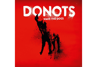 Donots - WAKE THE DOGS - (CD)