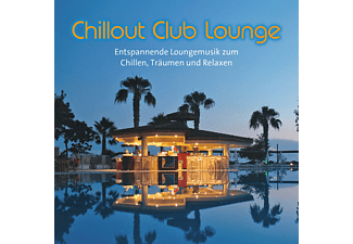 VARIOUS - Chillout Club Lounge - (CD)