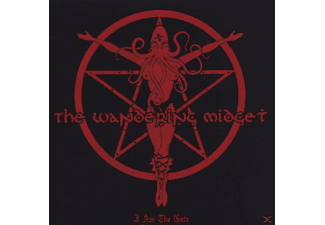 The Wandering Midget - I Am The Gate [CD]