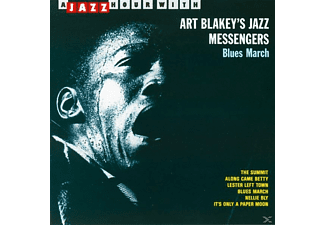 Art Blakey and the Jazz Messengers - Blues March - (CD)