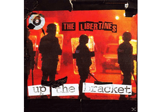 The Libertines - Up The Bracket - (CD)