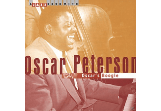 Oscar Peterson - Oscar's Boogie - (CD)