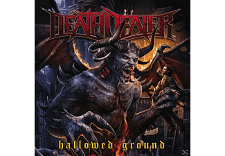 Death Dealer - Hallowed Ground - (CD)