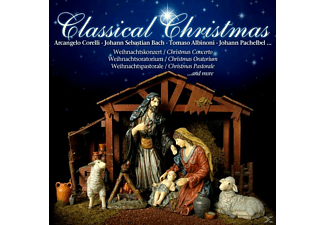 VARIOUS - Classical Christmas [CD]