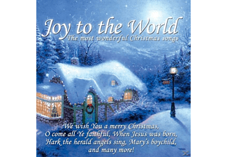 VARIOUS - Joy To The World [CD]