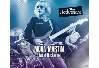 Moon Martin - Live At Rockpalast-1981 - (DVD)