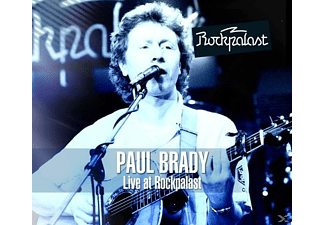 Paul Brady - Live At Rockpalast-1983 - (DVD + CD)