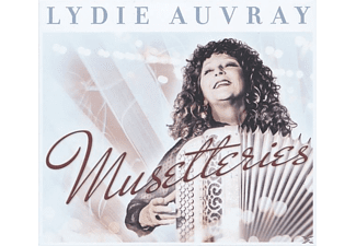 Lydie Auvray - Musetteries - (CD)