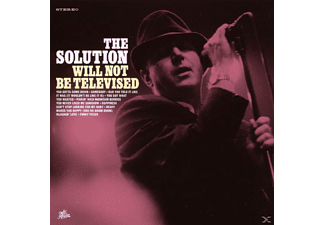 The Solution - Will Not Be Televised - (CD)
