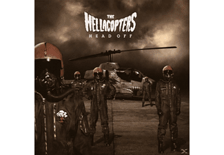 The Hellacopters - Head Off - (CD)