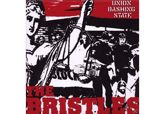 The Bristles - Union Bashing State/Ep [CD]