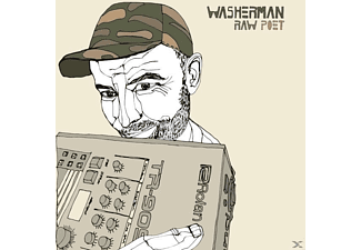 Washerman - Raw Poet [Vinyl]