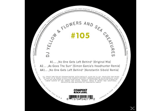 Dj Yellow, Flowers And Sea Creatures - Compost Black Label 105 - (Vinyl)