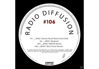 Radio Diffusion - Compost Black Label 106 [Vinyl]