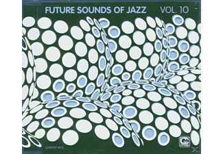 VARIOUS - Future Sounds Of Jazz Vol. 10 - (CD)