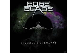 Edge Of The Blade - The Ghosts Of Humans - (CD)